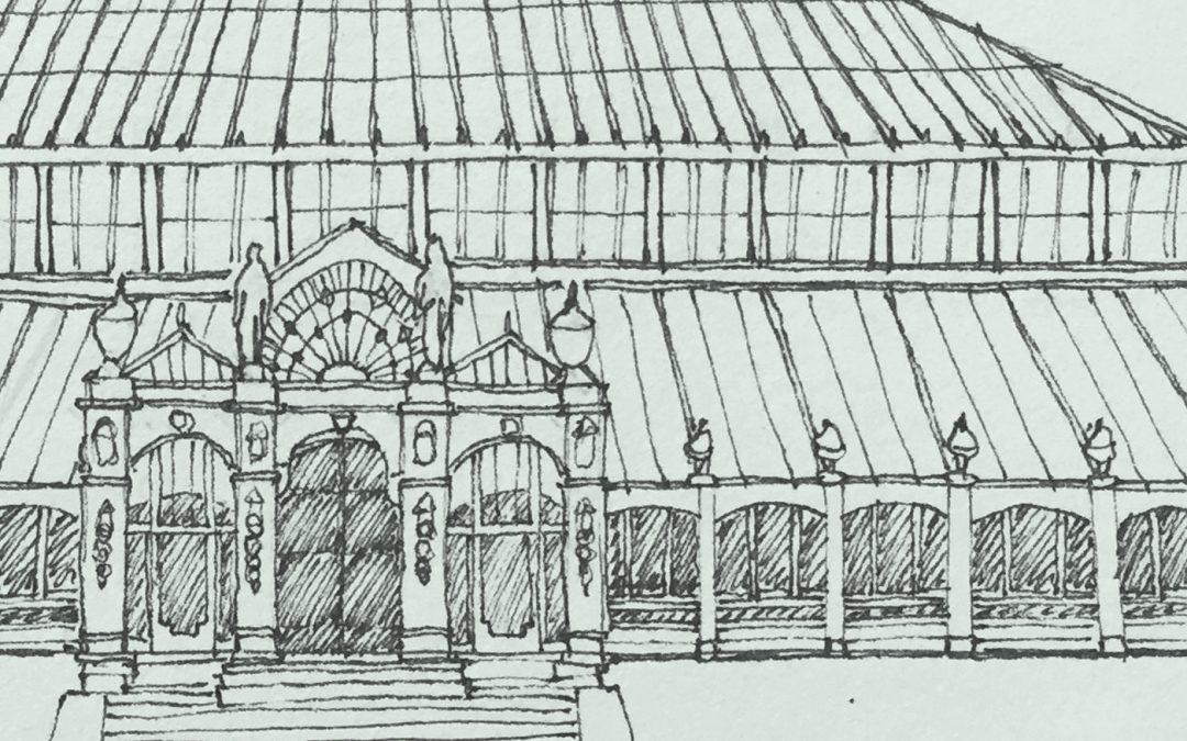 Glasshouse Sketches